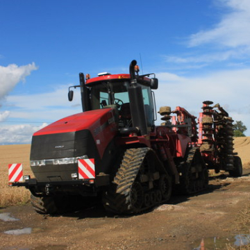 Investment in Uruguay's agricultural machinery down by more than 50%