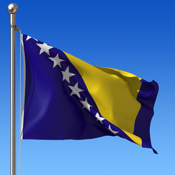 Bosnia and Herzegovina applies for EU membership