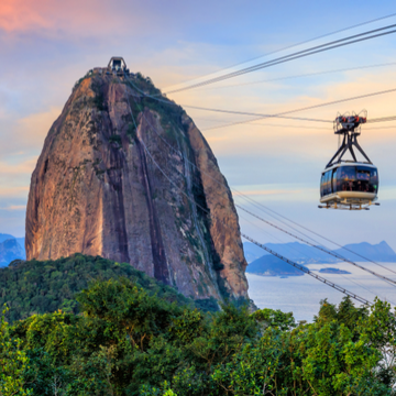 Brazil's economic activity down 3.34% m/m in May