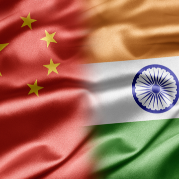 India promotes exports in China's first import-only show