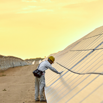 Egypt in talks with Chinese investor for USD 1bn solar plant project