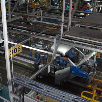 Motor Vehicles Manufacturing