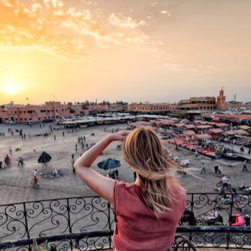 Morocco sees number of foreign tourists grow 10% y/y in H1 2018