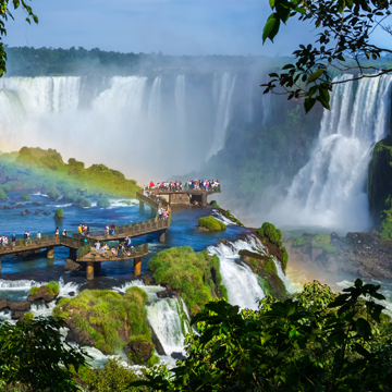 Tourist arrivals in Paraguay up 47% in H1