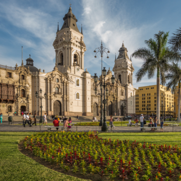 Peru's GDP rises 5.4% y/y in Q2