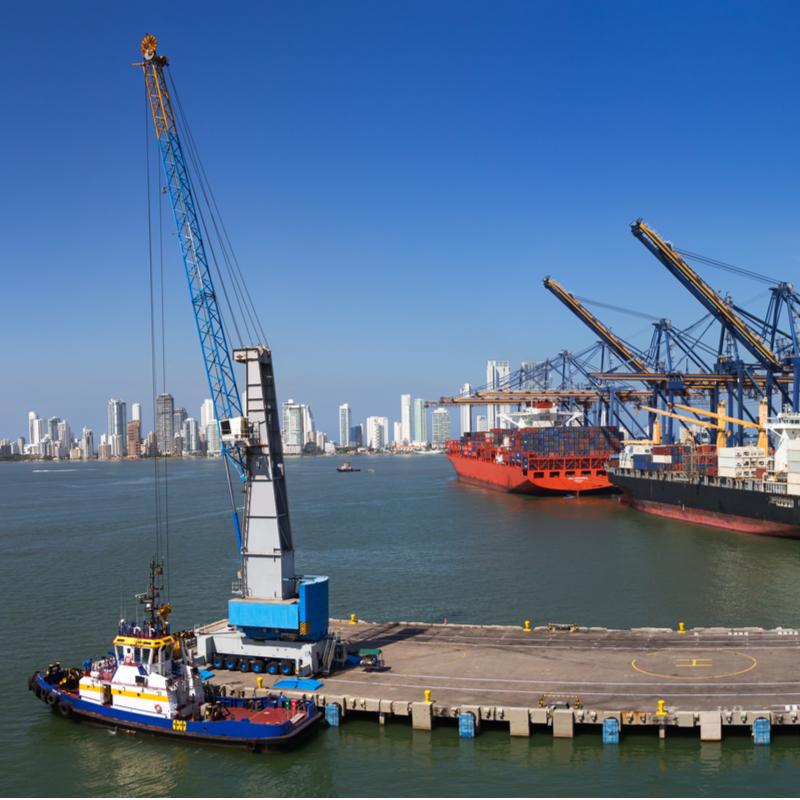Colombia's trade deficit soars 105.4% y/y in July