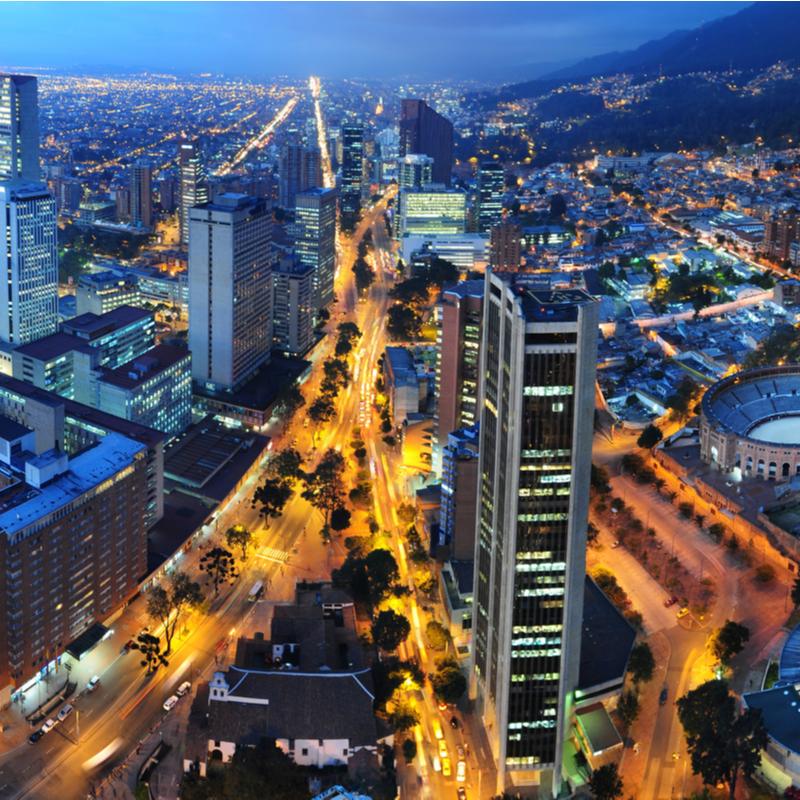 Colombia attracts $ 2.09bn in FDI in Q2