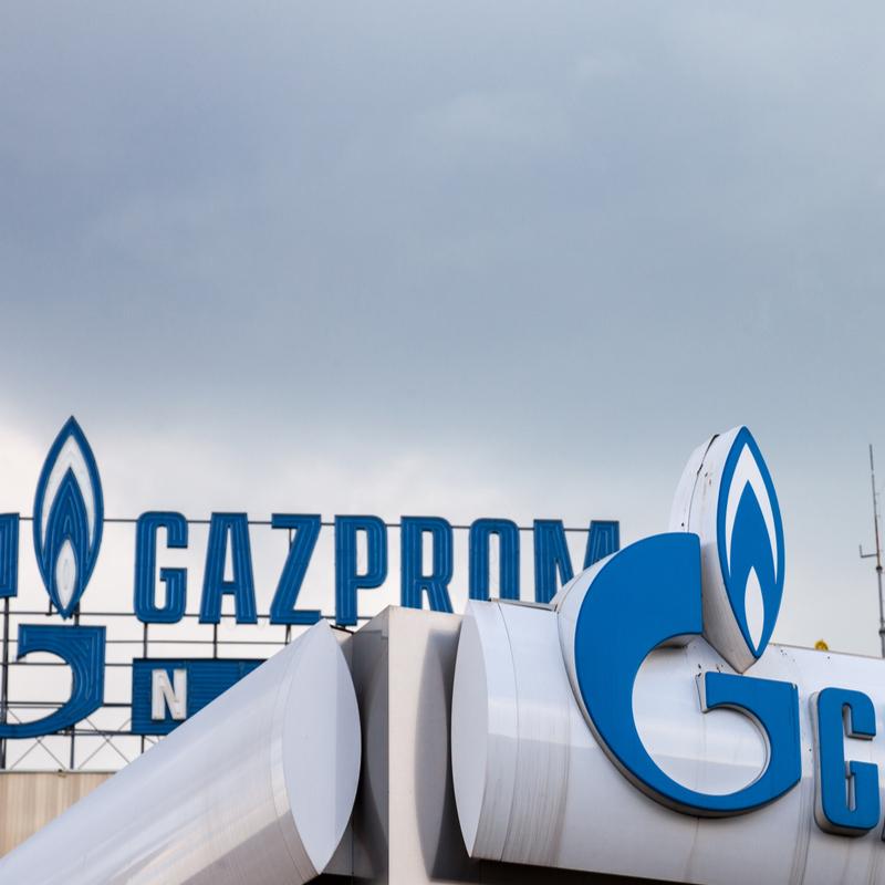 Russian Gazprom plans to transfer 10% stake to Novatek