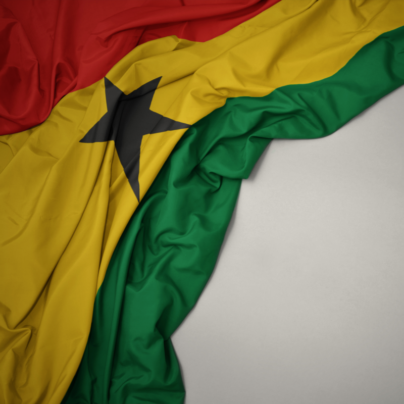 "Fitch confirms Ghana's long-term rating at ""B"""