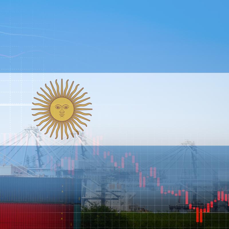Argentina's GDP down 1.7% y/y in Q3