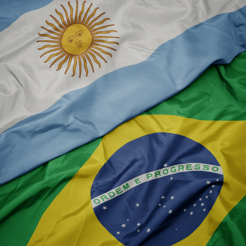 Argentina's exports to Brazil jump 44.7% y/y in Jan-Sept