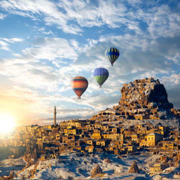 Early bookings for Turkey's summer season rise 25% y/y for 2019