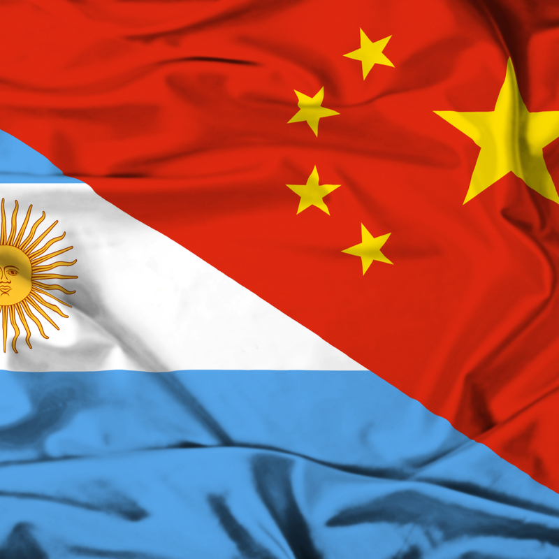 Argentina's exports to China soar 57% in 2019