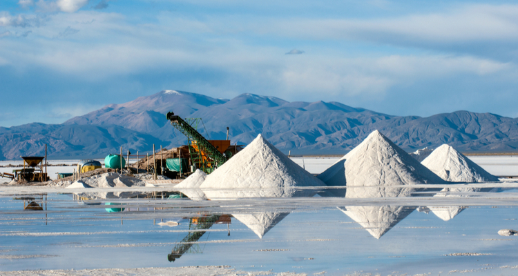 COVID-19: Negative impact on Chile and Argentina's lithium output
