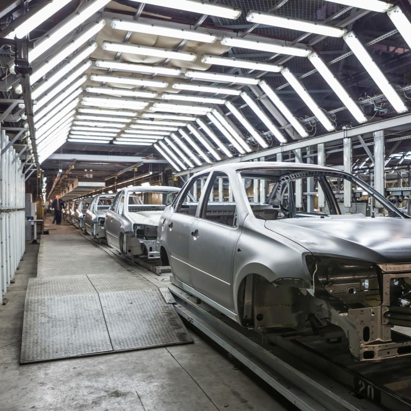 Czech Republic's vehicle production drops 4.1% y/y Sept 2019