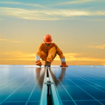 Total Petroleum Ghana opens third solar power station