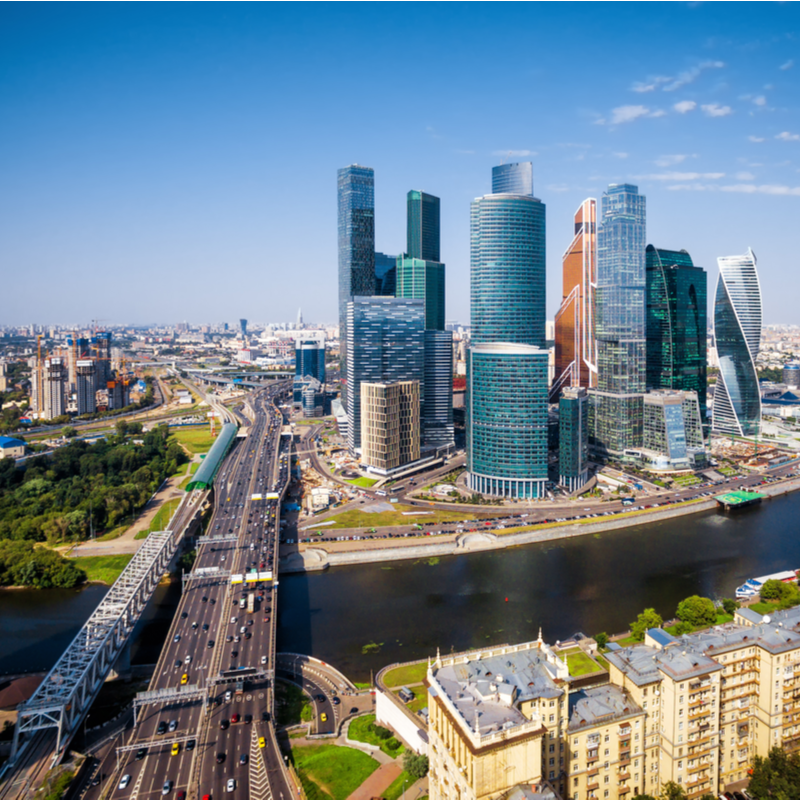 Russia's economy to grow 2.1% in 2020